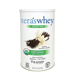 Whey Protein Beverage Bourbon Vanilla 12 oz By Tera's Whey