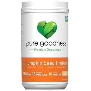 Pumpkin Seed Protein Unflavored, 16 Oz By Pure Goodness