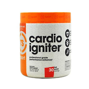 Cardio Igniter Fruit Punch 180 g By Top Secret Nutrition
