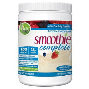 Smoothie Complete Vanilla Berry 18 oz By To Go Brands Inc