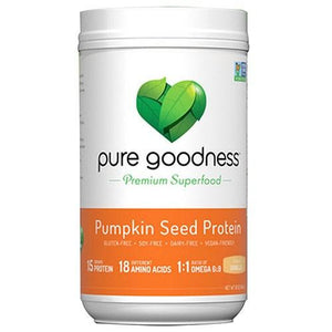 Pumpkin Seed Protein Natural 16 oz By Pure Goodness