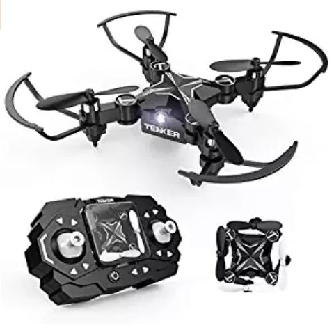 Mini RC Drone Via Amazon SALE $14.99 Shipped! (Reg $29.99)