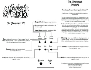Matthews Effects The Architect Overdrive v2