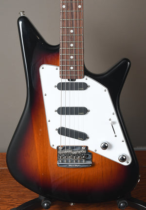 2018 Ernie Ball Music Man Albert Lee EMG Loaded Prototype Vintage Sunburst