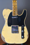2017 Fender Custom Shop 1951 Telecaster Relic Blonde