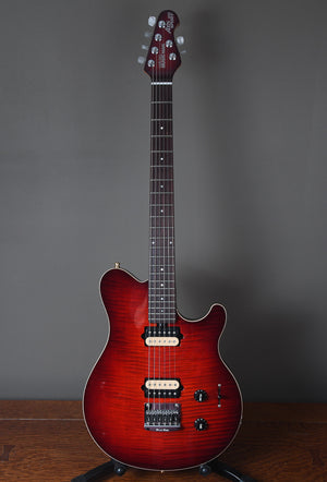 2019 Ernie Ball Music Man Ernie Ball Axis Super Sport Hardtail BFR