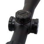 VECTOR OPTICS MARKSMAN 6-25X50 HUNTING RIFLESCOPE WITH SIDE FOCUS AND LONG EYE RELIEF