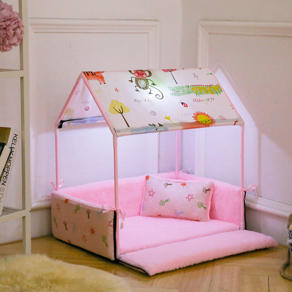 Washable Cozy House For Puppy Dogs & Cats