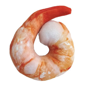 Anti Bite Squeaky and Fun Dog Toy SHRIMP