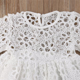 Mother Daughter Eyelet Lace Dress