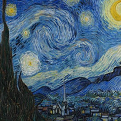 Van Gogh's Starry Night Children's Art Workshop - Dot Kids Ltd