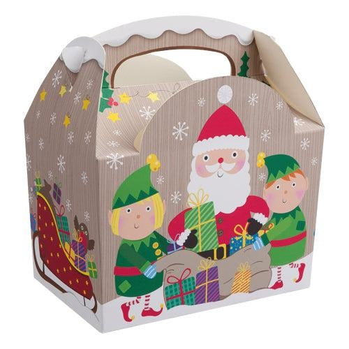Children's Meal/Party Box - Christmas - Xmas