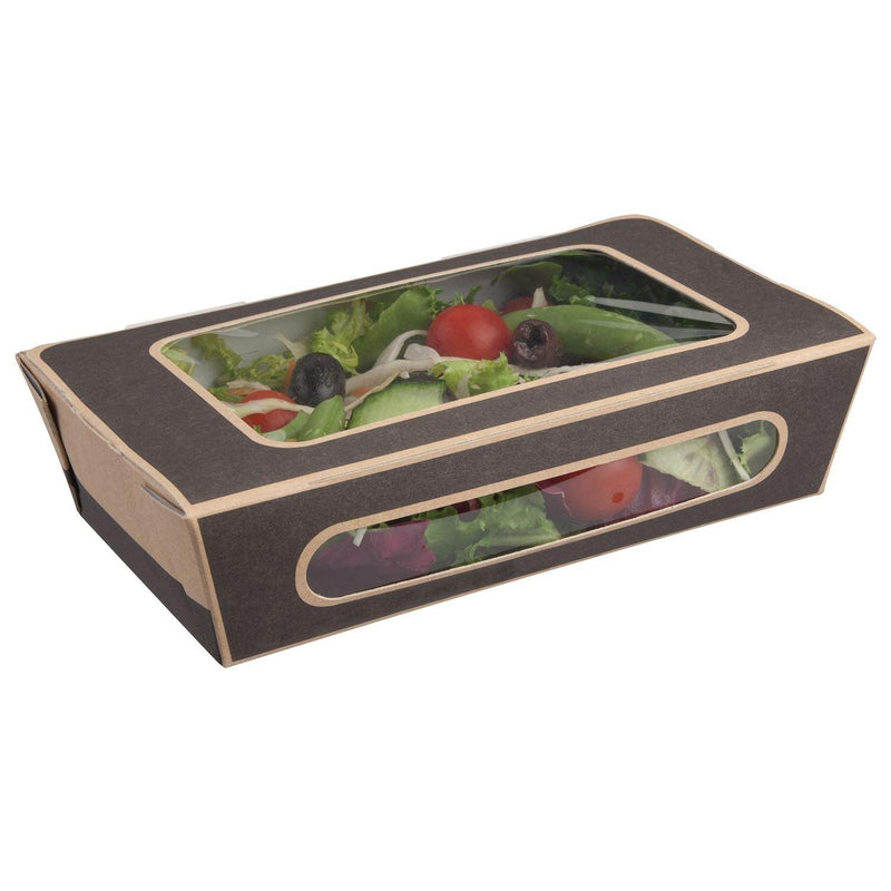 Card Salad Box - Various Sizes & Designs