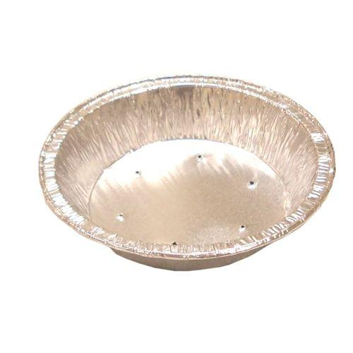 Foil Container - Round, Rolled Edge, Lanced Base - CH-NC-119-501