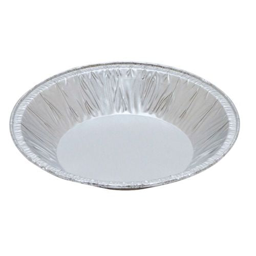 Foil Container - Round, Rolled Edge, Plain Base - CH-NC-32112-501
