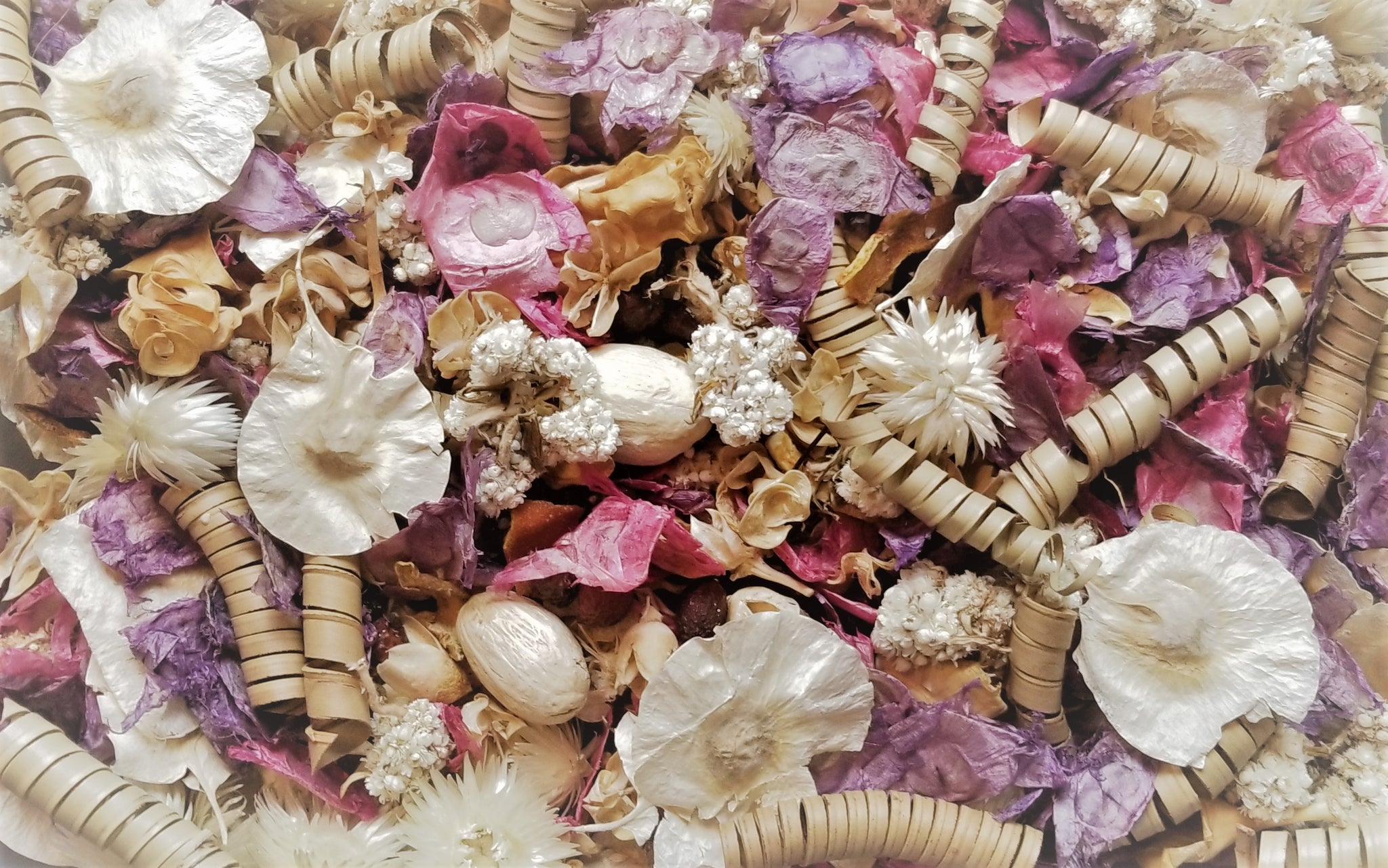 Spun Sugar & Berries Handcrafted Potpourri