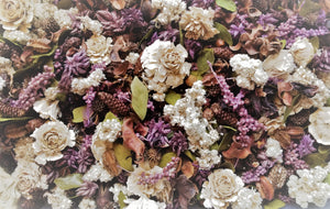 Vintage Lilac Handcrafted Potpourri