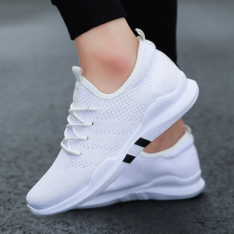 Mens-White-Sneakers