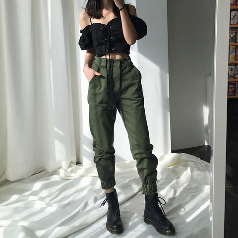 Womens-Cargo-Pants