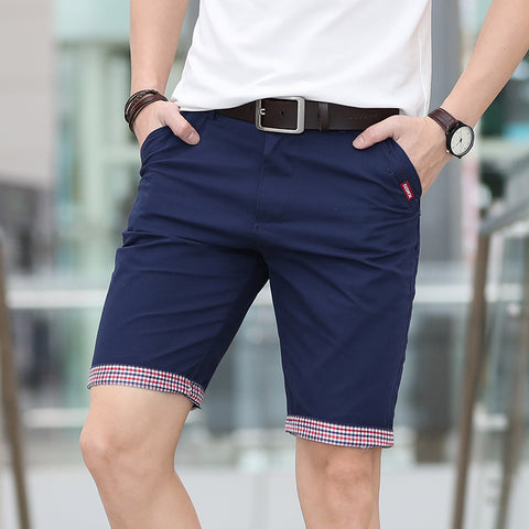 Men's Contrast Shorts