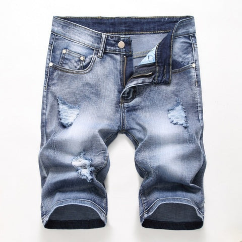 Men's Casual Jean Shorts