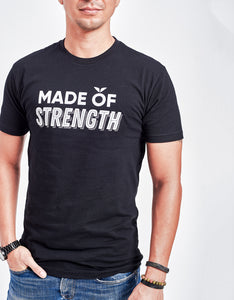 Unisex Made of Strength Tee