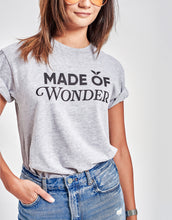 Load image into Gallery viewer, Unisex Made of Wonder Tee
