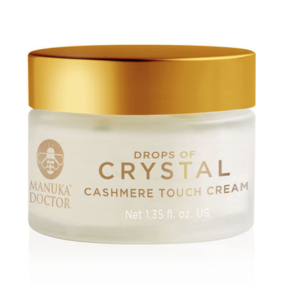 Drops of Crystal Cashmere Touch Cream