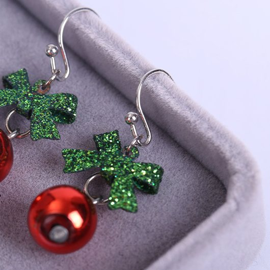 Butterfly Christmas Earrings - fashionyanclothes