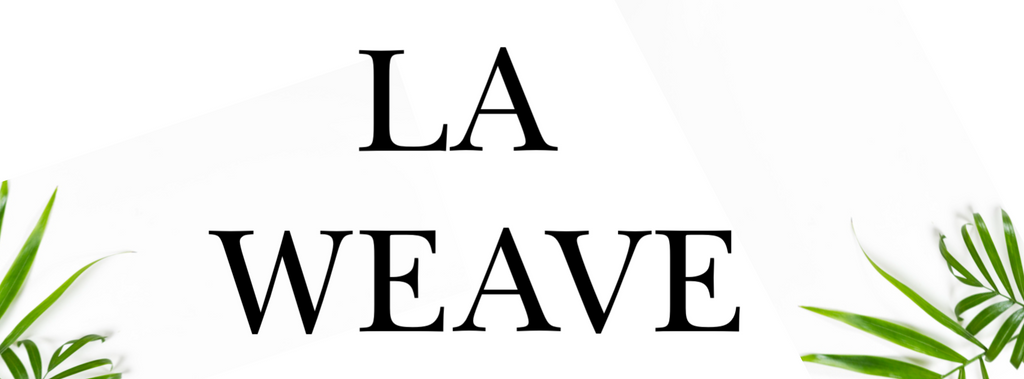 Everything you need to know about the LA WEAVE human hair extension application- video tutorial included.
