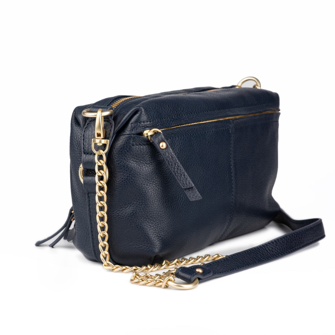 9-Way Leather Bag