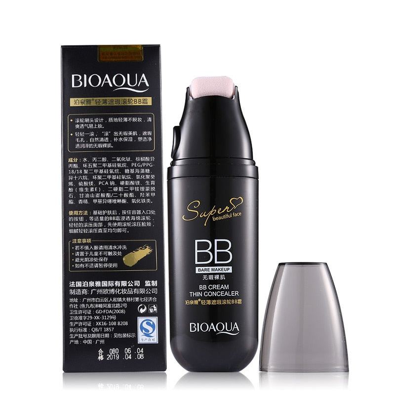 BB Cream Thin Concealer - BB Bare Makeup & Super Beautiful Face