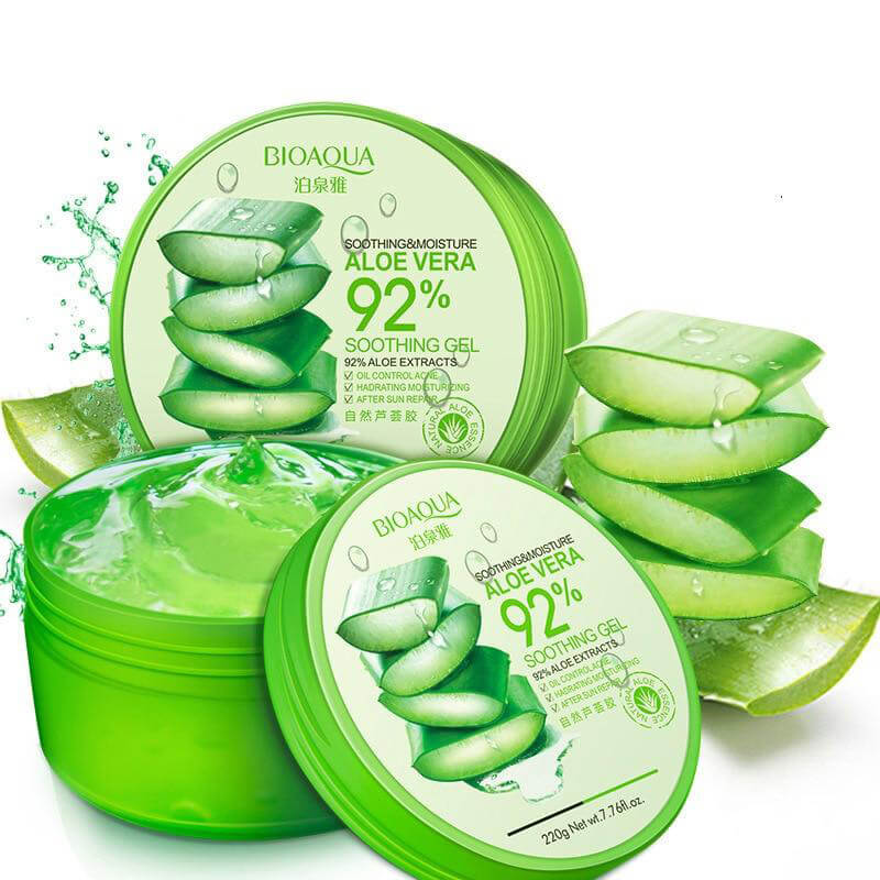 Soothing & Moisture Aloe Vera Gel - 92% Aloe Extracts