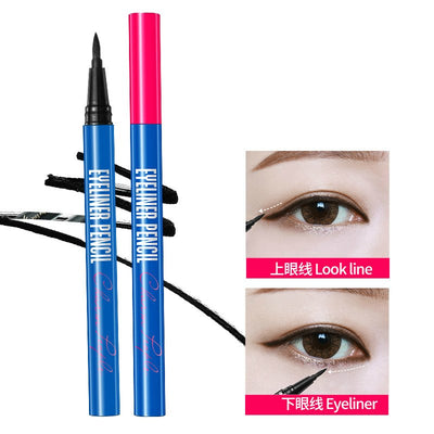 Waterproof Eyeliner Black Liquid Long-lasting Eye Liner Pencil
