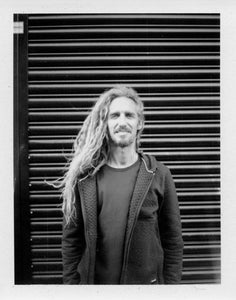 Polaroid portrait of rob machado