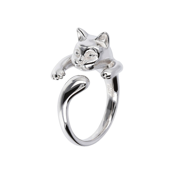 SPICE IT UP SPECIAL MYESSENTIALS BIANCA MILANO SHINY SHARK RING - CAT - WSBC00103