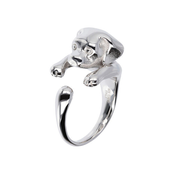 SPICE IT UP SPECIAL MYESSENTIALS BIANCA MILANO SHINY SHARK RING - DOG - WSBC00103