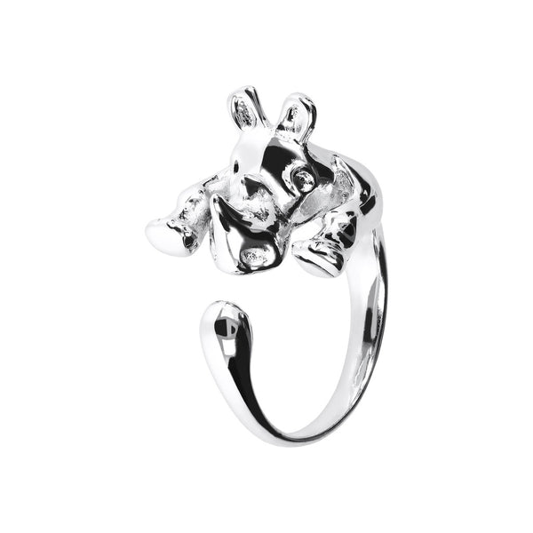 SPICE IT UP SPECIAL MYESSENTIALS BIANCA MILANO SHINY SHARK RING - RHINO - WSBC00103