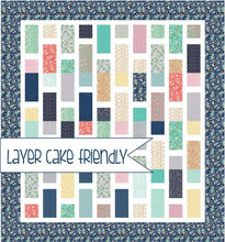 Load image into Gallery viewer, Matchsticks Quilt Pattern by Lindsey Weight for Primrose Cottage Quilts