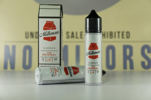 MILKMAN E-LIQUID - The Milkman