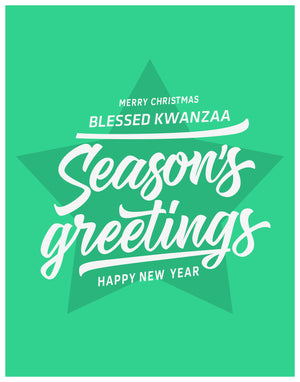 Season's Greetings, To All