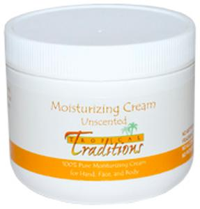 Moisturizing Cream - 4 oz. - Unscented
