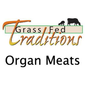 Grass-fed Lamb, Kidney - 6 packages - approx. 4 lbs total