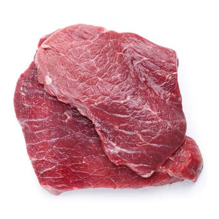 Grass-fed Beef - Beef Minute Steak - approx. 5 oz. each - approx. 3 lbs. total