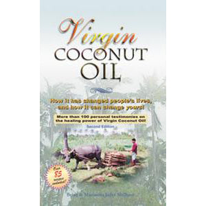 Book - Virgin Coconut Oil Book Revised Edition