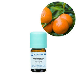 Red Mandarin Essential Oil – 5g