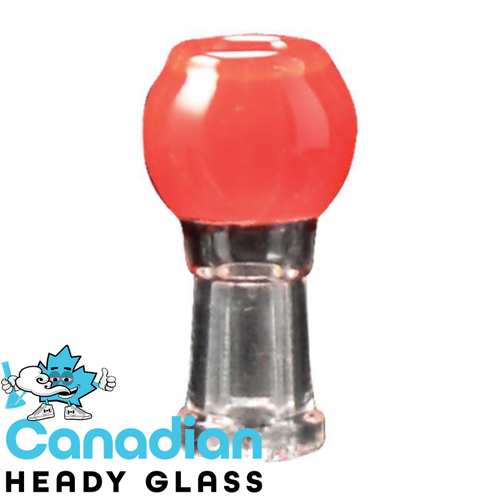 Red Eye Tek 10mm Clear Joint Red Dome