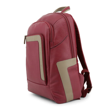 Piquadro Red Men Backpacks