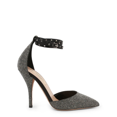Valentino High Stiletto Heel Pointed Toe Court Shoes
