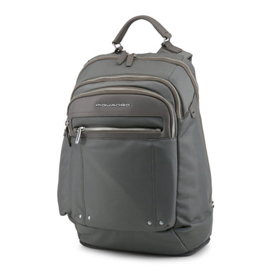 Piquadro Multi-pocket Backpack in Grey